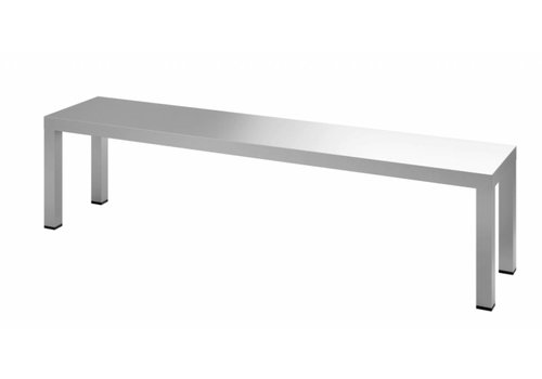 Combisteel Etagere Enkel 160x30x40 cm (bxdxh)