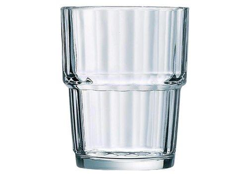 Arcoroc Norvege Drinking Glasses 25cl | 6 pieces