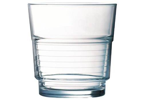 Arcoroc Drinking Glasses Spiral 20cl | 6 pieces