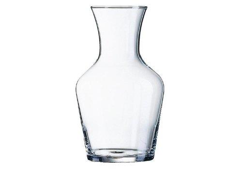 Arcoroc Elegante Glazen Karaffen 1L | 6 stuks