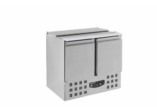 Combisteel Chilled Saladette 2.5 GN 229 Liter