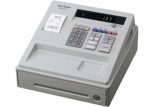 Sharp Cash desk Sharp XE-A137WH | Thermal Printer 200 products