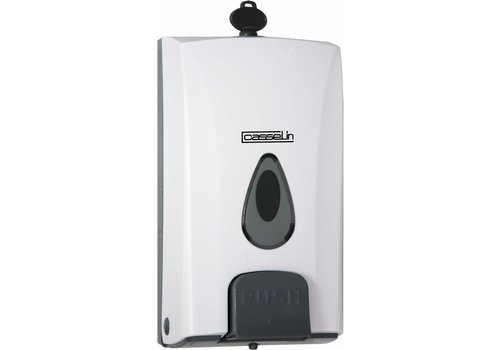 Casselin Soap dispenser Toilet 1 liter plastic