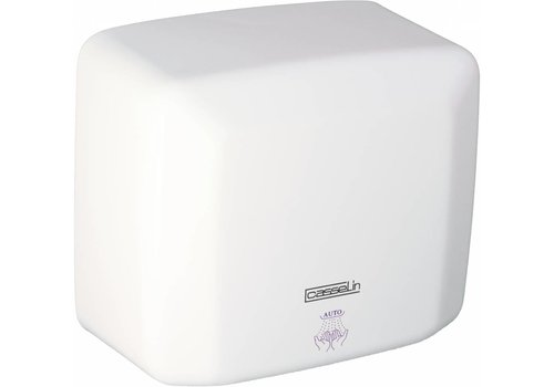 Casselin Elektrische Handdroger wit