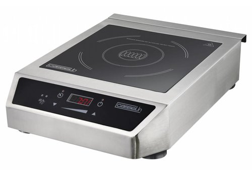 Casselin Induction plate with touch controls | 3500 Watt