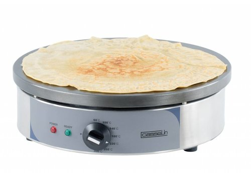 Casselin Crepes electric griddle Round | 35 cm