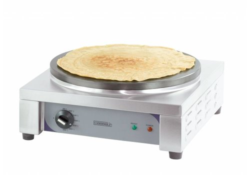 Casselin Crepes Electric Griddle | 40 cm