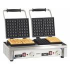 Casselin Double stainless steel Waffle | 3200Watt