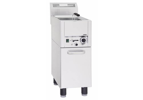 Casselin Electric Pasta Cooker stainless steel with 4 baskets