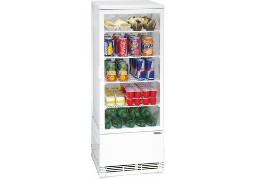 Casselin Refrigerated display case 98L