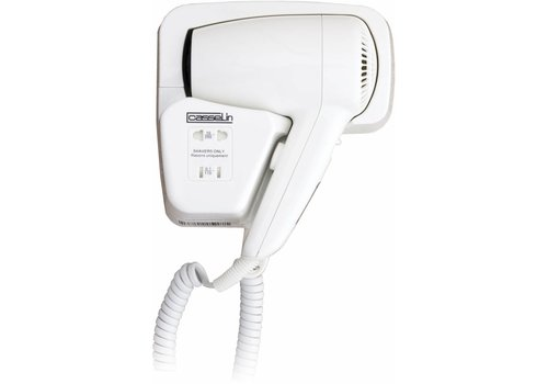 Casselin Hotel Hair dryer white