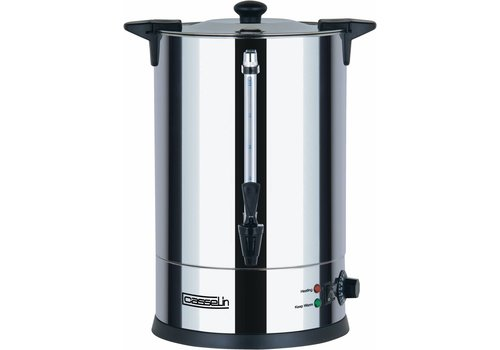 Casselin Stainless steel hot water dispenser 10 liters