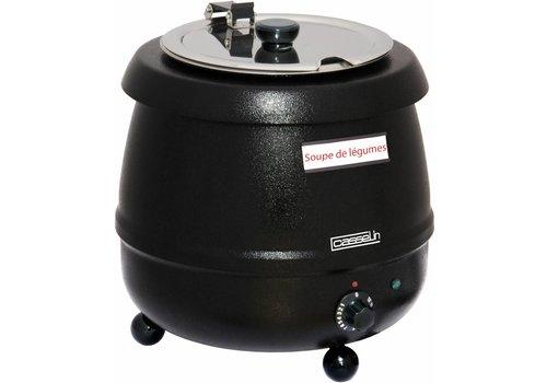 Casselin Suppenkessel für Kantinen | 9 Liter
