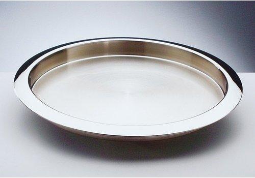 APS Serveerschaal RVS | Ø 35 cm