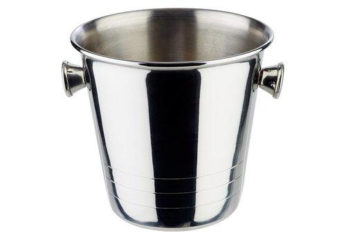 APS ice bucket | SS | 0.65 liter