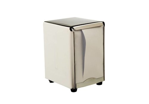 Olympia Napkin dispenser | 9.5 x 12 x 14cm