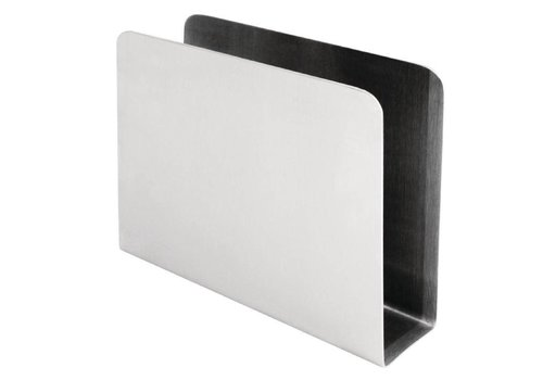 Olympia Napkin holder Stainless steel