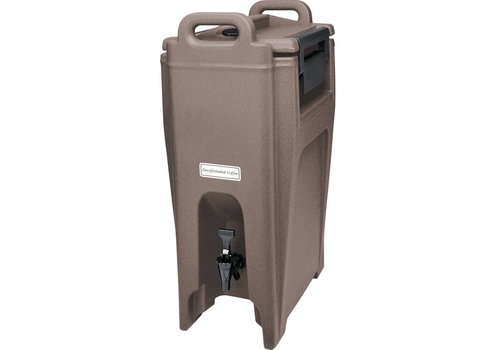 Cambro Ultra Camtainer beverage container 20 Liter | Cambro Camtainer