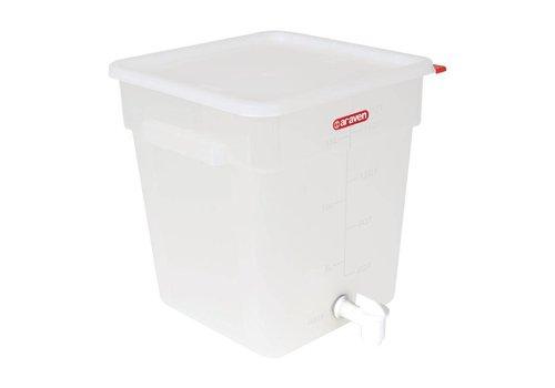 Araven Soßendispenser Wasserhahn - 18ltr