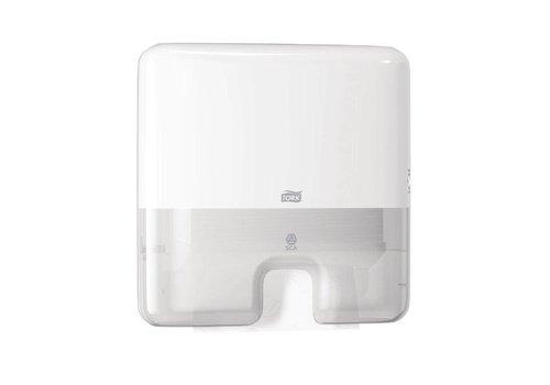 HorecaTraders Tork Xpress Compacte Handdoekroldispenser | Wit