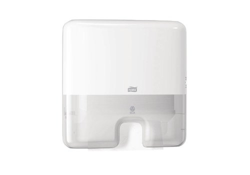 HorecaTraders Tork Xpress Compacte Handdoekroldispenser   Wit