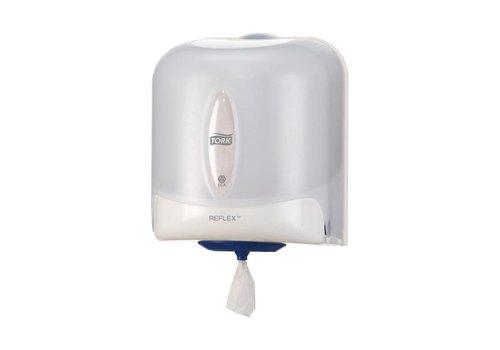 HorecaTraders Tork Reflex Papierspender   weiß