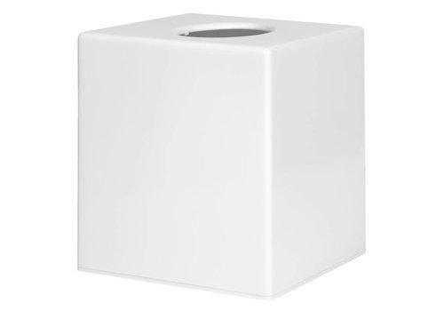 HorecaTraders Tissue Doos Vierkant | Wit