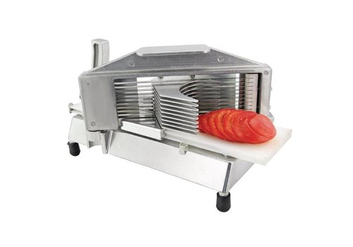 HorecaTraders Tomatenschneidemaschine | Edelstahl