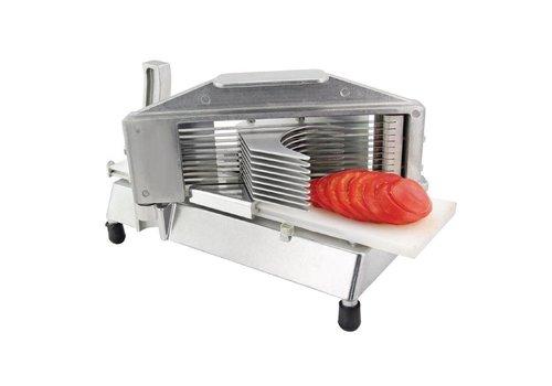 HorecaTraders Tomato slicer | Stainless steel