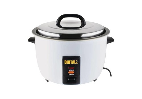 HorecaTraders Buffalo Rice Cooker | 4.2 liter