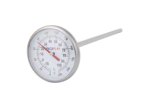 Hygiplas Analogue kitchen thermometer -10 ° C to + 110 ° C