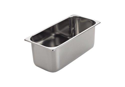 Gastro-M ice-uitschepbak | 36 x 16.5 x 15 cm
