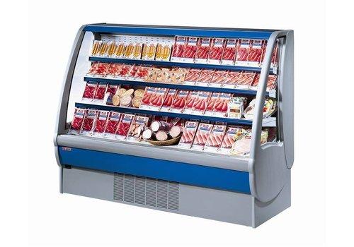 Oscartielle Wand-Kühlschrank Genie 4 Formate