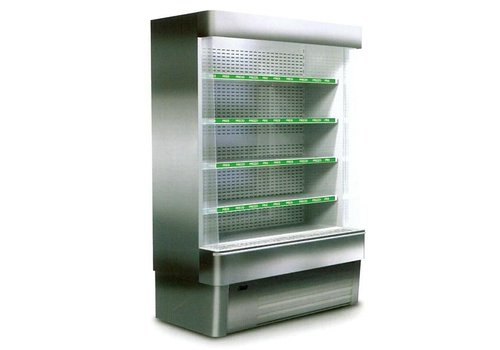 Oscartielle Wall cooling unit Sunny SL | Stainless steel | 4 formats
