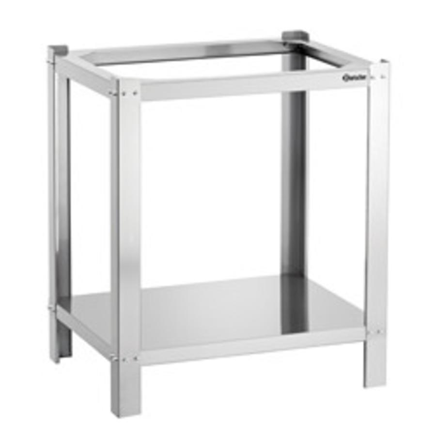 Bartscher Edelstahl Rahmen 76 X 61 X 90 Cm Schnell Und Einfach