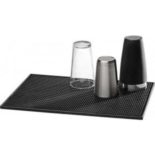 Bar und Glasmatten
