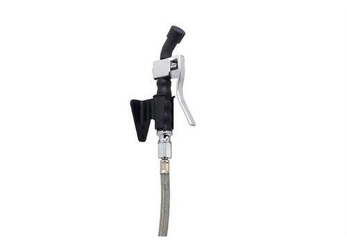 HorecaTraders Spuitkop met houder en flexibel | 200 cm