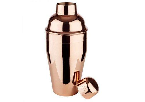 HorecaTraders Classic cocktail shaker | stainless