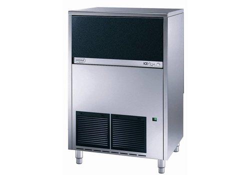 Brema IJsblokkenmachine - 90 kg / 24h - storage 55 kg