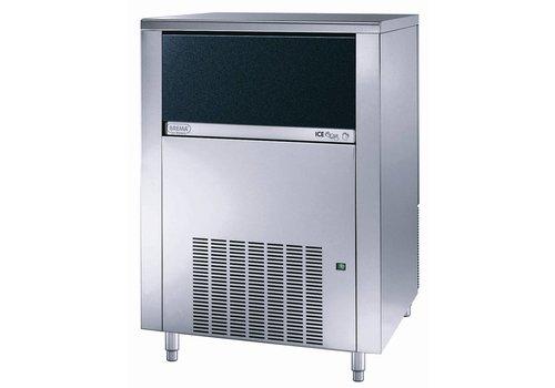 Brema IJsblokkenmachine -150 kg/24u -opslag 65 kg