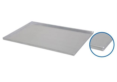 HorecaTraders Aluminum baking trays 80x60 cm   4 Sizes