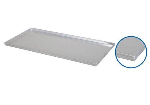HorecaTraders Aluminum Baking Plates 80x40 cm   3 formats
