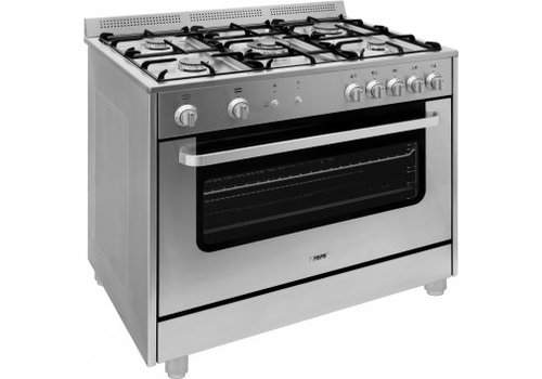 Saro Multifunctioneel Fornuis Gas Oven | 5 Pits