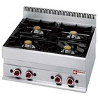 Diamond Fitted Gas Stove   4 burners