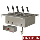 Diamond Fitted electric cookware, 40 liters