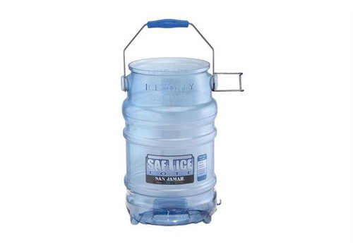 San Jamar Hygienische Eiskübel - 9 kg Eis