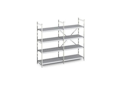 Hupfer Aluminum posture Standard 12 40 cm deep   10 formats
