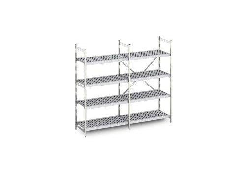 Hupfer Aluminum posture Standard 12 50 cm deep   10 formats