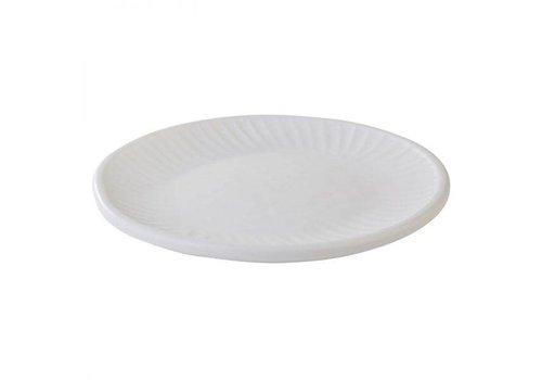 HorecaTraders Table Ø16 X H2 cm, White