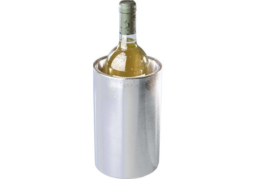 Hendi Stainless steel wine cooler Double-walled